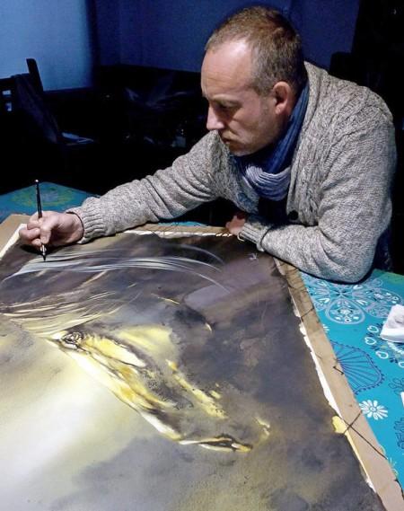 Fabien Petillion - Artiste Peintre Sculpteur